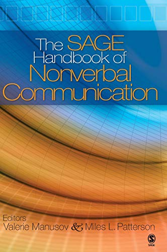 The SAGE Handbook of Nonverbal Communication: Professor Valerie Manusov,