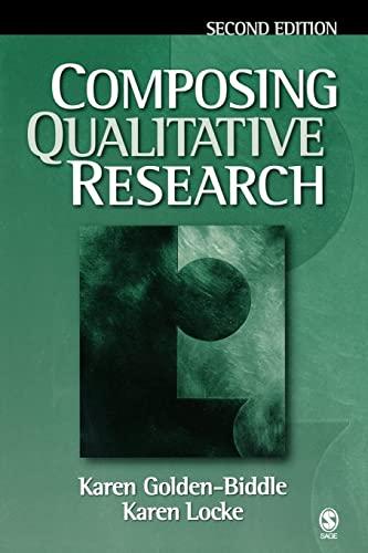 9781412905619: Composing Qualitative Research