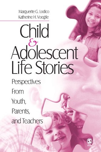 9781412905633: Child and Adolescent Life Stories: Perspectives from Youth, Parents, and Teachers