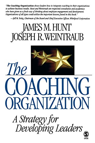 9781412905763: The Coaching Organization: A Strategy for Developing Leaders