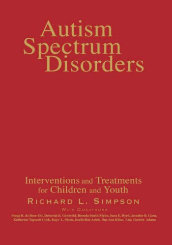 9781412906029: Autism Spectrum Disorders: Interventions and Treatments for Children and Youth