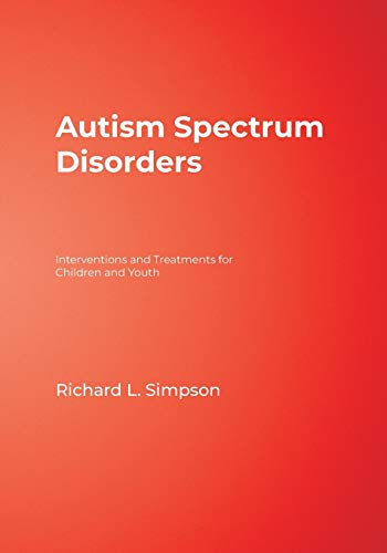 9781412906036: Autism Spectrum Disorders: Interventions and Treatments for Children and Youth