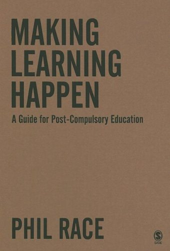 9781412907088: Making Learning Happen: A Guide for Post-Compulsory Education