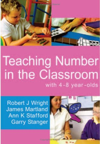 9781412907576: Teaching Number in the Classroom with 4-8 year olds (Math Recovery)
