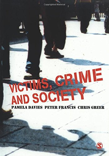9781412907606: Victims, Crime and Society