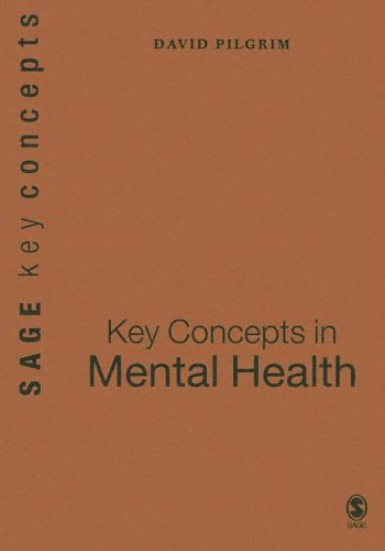 9781412907767: Key Concepts in Mental Health (SAGE Key Concepts series)