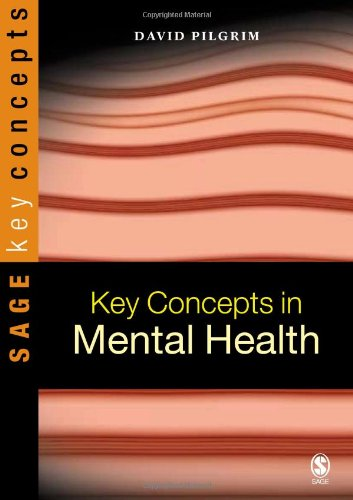 9781412907774: Key Concepts in Mental Health (SAGE Key Concepts series)