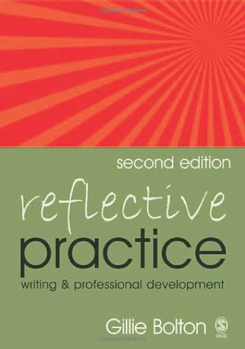9781412908122: Reflective Practice: Writing and Professional Development