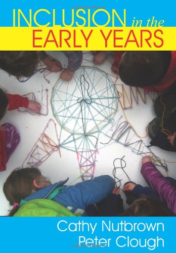 9781412908139: Inclusion in the Early Years: Critical Analyses and Enabling Narratives
