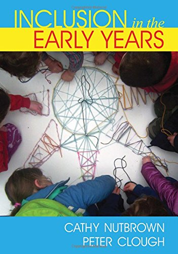 9781412908146: Inclusion in the Early Years: Critical Analyses and Enabling Narratives