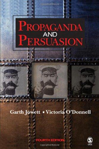9781412908986: Propaganda and Persuasion