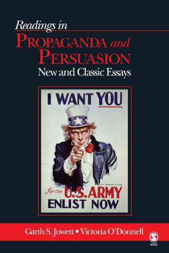 9781412909006: Readings in Propaganda and Persuasion: New and Classic Essays