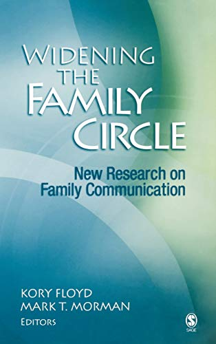 9781412909211: Widening the Family Circle: New Research on Family Communication