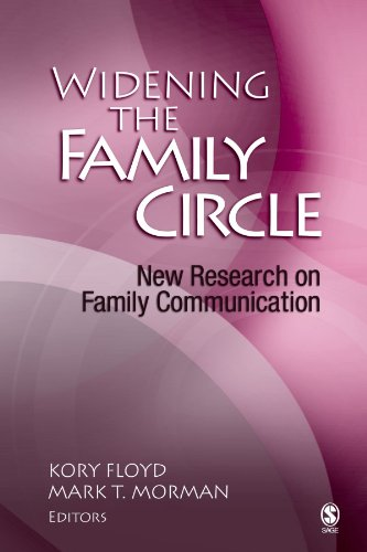 9781412909228: Widening the Family Circle: New Research on Family Communication