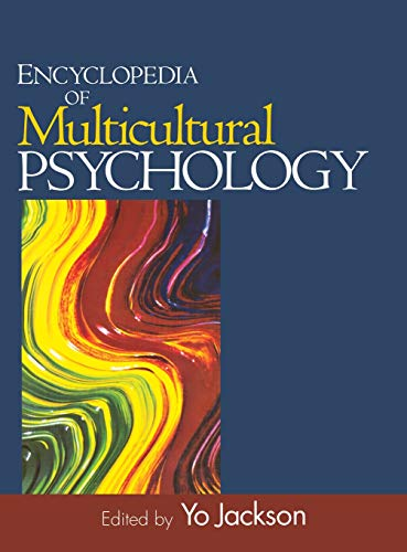 9781412909488: Encyclopedia of Multicultural Psychology