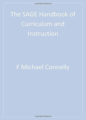 9781412909907: The SAGE Handbook of Curriculum and Instruction