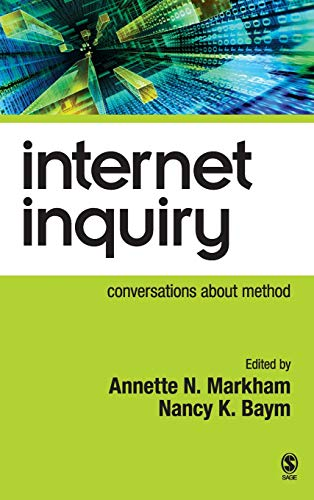 9781412910002: Internet Inquiry: Conversations About Method