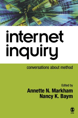 9781412910019: Internet Inquiry: Conversations About Method