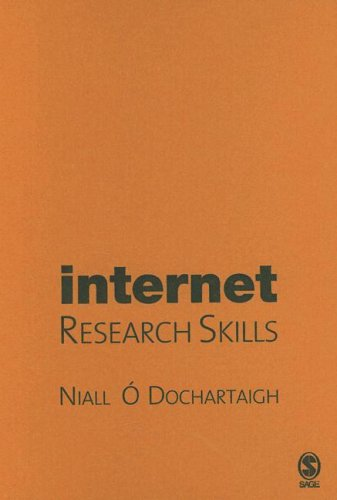 Internet Research Skills: How To Do Your Literature Search and Find Research Information Online: O ...