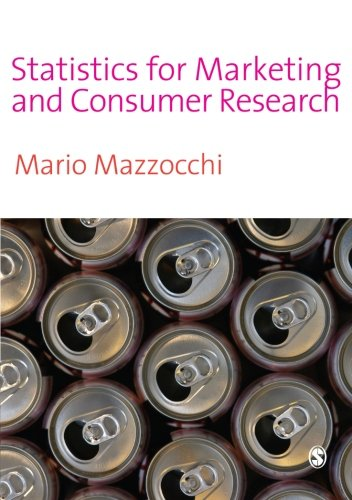 9781412911221: Statistics for Marketing and Consumer Research