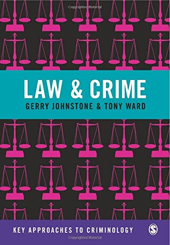 Law and Crime (Paperback): Gerry Johnstone, Tony