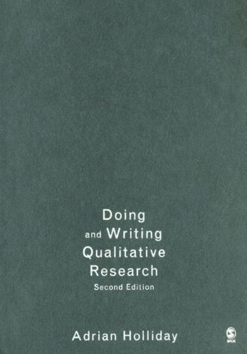 9781412911290: Doing & Writing Qualitative Research