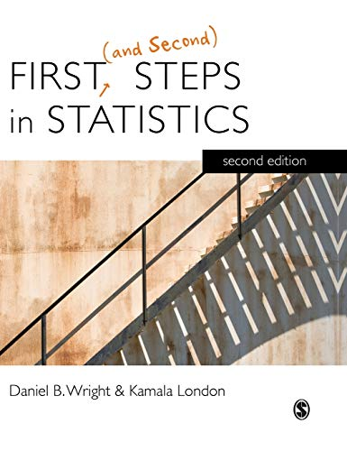 9781412911412: First (and Second) Steps in Statistics