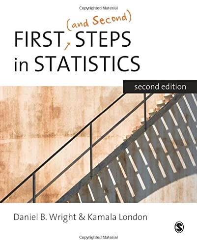 9781412911429: First (and Second) Steps in Statistics