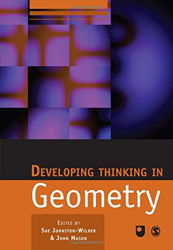 9781412911696: Developing Thinking in Geometry (Published in association with The Open University)