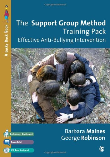 The Support Group Method Training Pack: Effective Anti-Bullying Intervention (Lucky Duck Books): ...