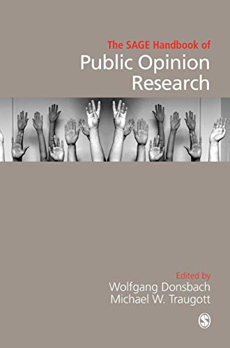 9781412911771: The SAGE Handbook of Public Opinion Research