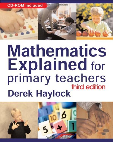 9781412911832: Mathematics Explained for Primary Teachers