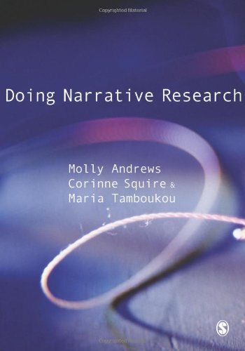 9781412911979: Doing Narrative Research