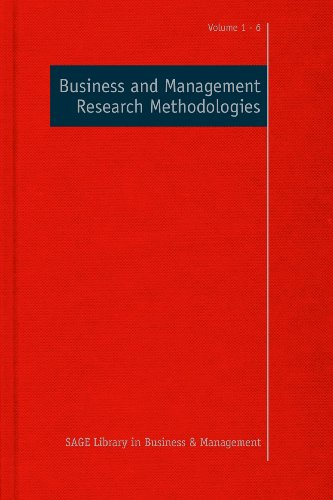 9781412912228: Business and Management Research Methodologies (SAGE Library in Business and Management)