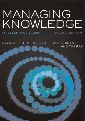 knowledge management within a learning organization essay