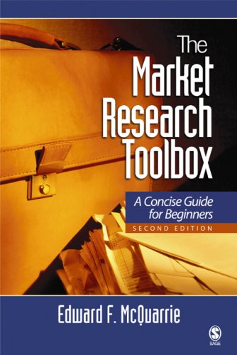 9781412913188: The Market Research Toolbox: A Concise Guide for Beginners