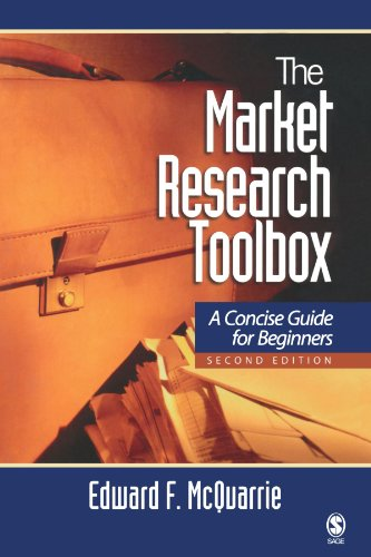 9781412913195: The Market Research Toolbox: A Concise Guide for Beginners Second Edition