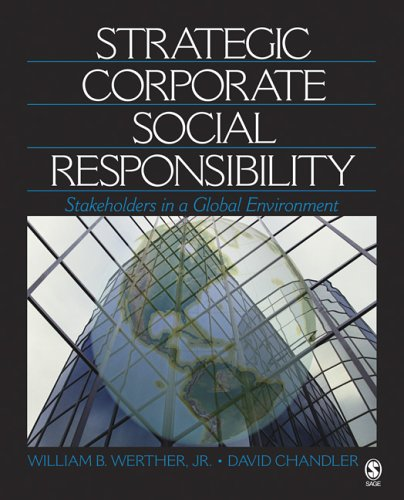 9781412913720: Strategic Corporate Social Responsibility: Stakeholders in a Global Environment