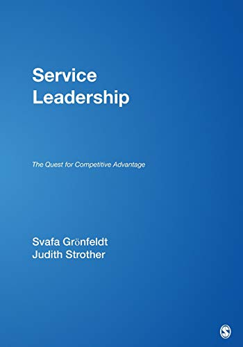 9781412913751: Service Leadership: The Quest for Competitive Advantage
