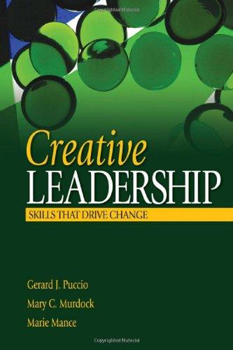 9781412913805: Creative Leadership: Skills That Drive Change