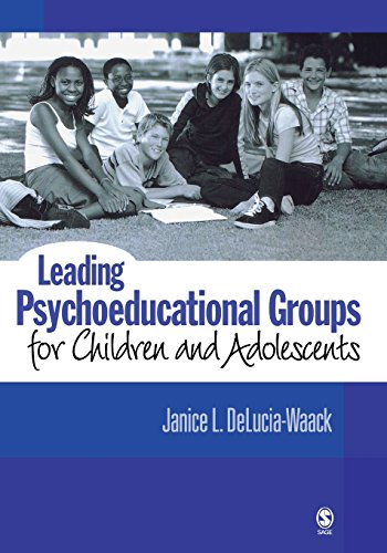 9781412914017: Leading Psychoeducational Groups for Children and Adolescents