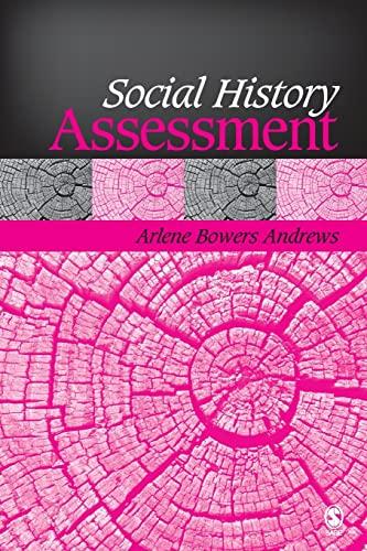 9781412914130: Social History Assessment
