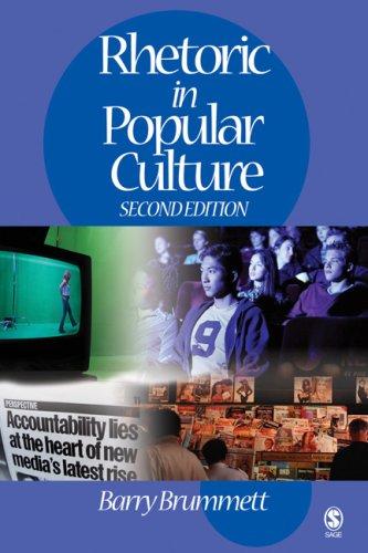 9781412914376: Rhetoric in Popular Culture