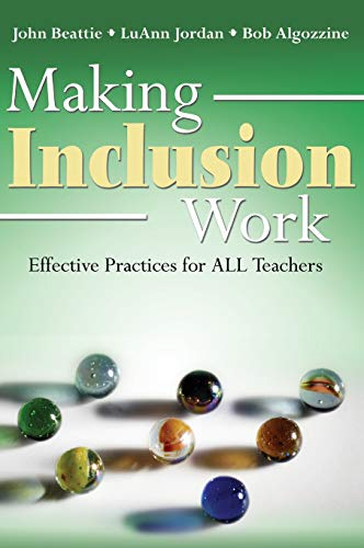 9781412914680: Making Inclusion Work: Effective Practices for All Teachers