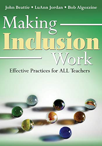 9781412914697: Making Inclusion Work: Effective Practices for All Teachers