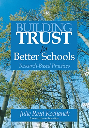 9781412915144: Building Trust for Better Schools: Research-Based Practices