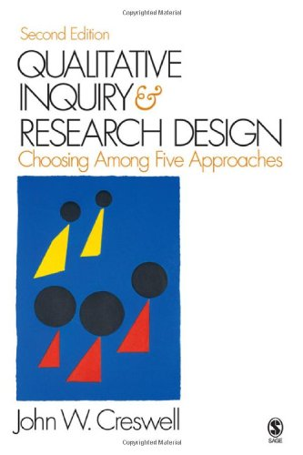 9781412916073: Qualitative Inquiry and Research Design: Choosing among Five Approaches