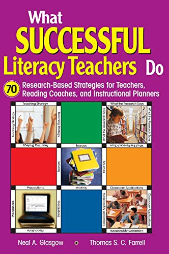 9781412916141 What Successful Literacy Teachers Do 70 Research