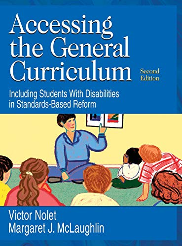 9781412916486: Accessing the General Curriculum: Including Students With Disabilities in Standards-Based Reform