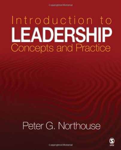 9781412916554: Introduction to Leadership: Concepts and Practice